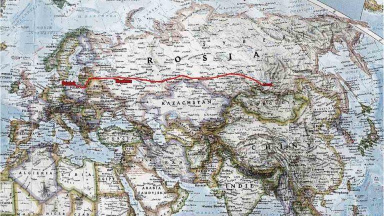 Samotna wyprawa na Syberię, czyli jak tu nie wierzyć w przesądy…